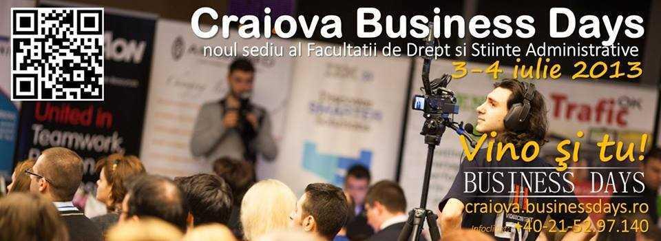 Craiova Business Day 2013