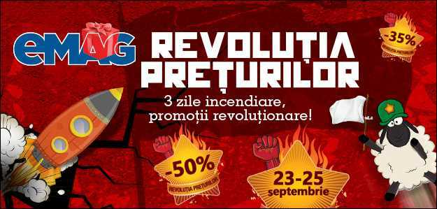 eMag - Revoluția prețurilor II