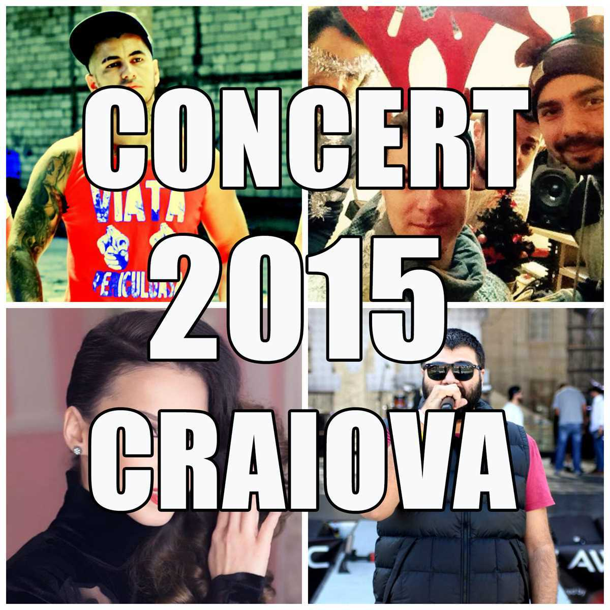 Concert Anul Nou 2015 Craiova