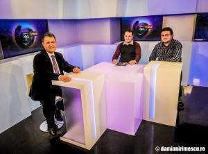 Mihai Firică, Sergiu Boboc și Damian Irimescu