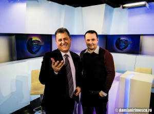 Mihai Firică și Sergiu Boboc - Behind the Scenes