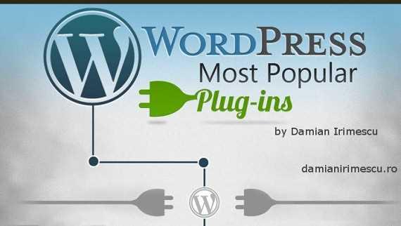 Pluginuri WordPress Populare