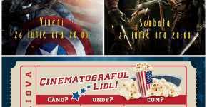 Invitație la film în aer liber de la LIDL