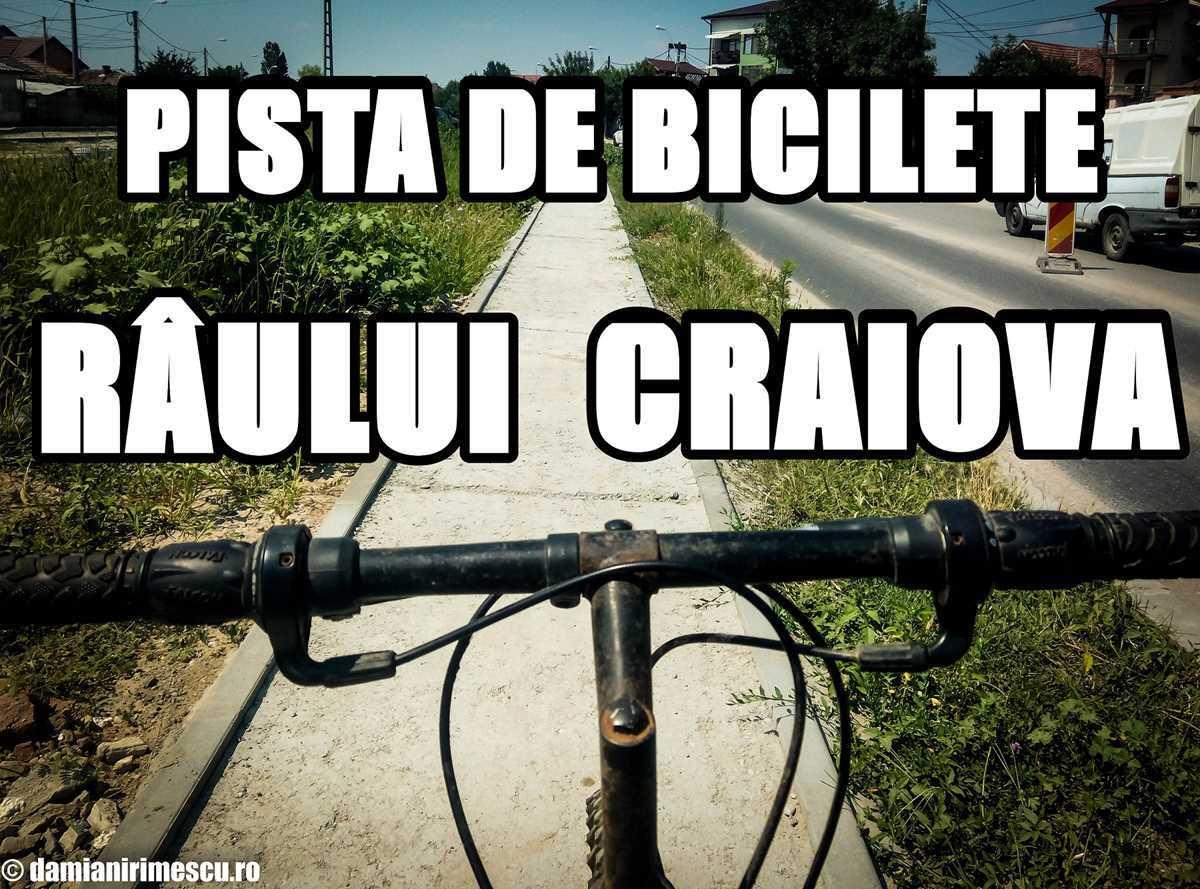 Pistă de bicicletă Craiova