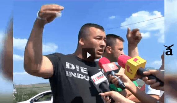 Susținerea sătenilor din Văleni față de cei 7 violatori din Vaslui