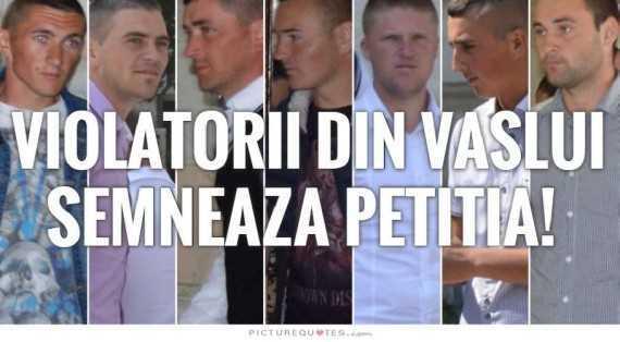 Cei 7 violatori din Vaslui