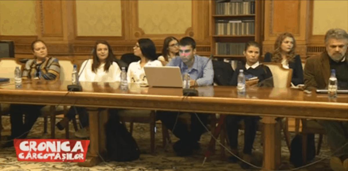 Cronica Cârcotașilor în scandal cu România