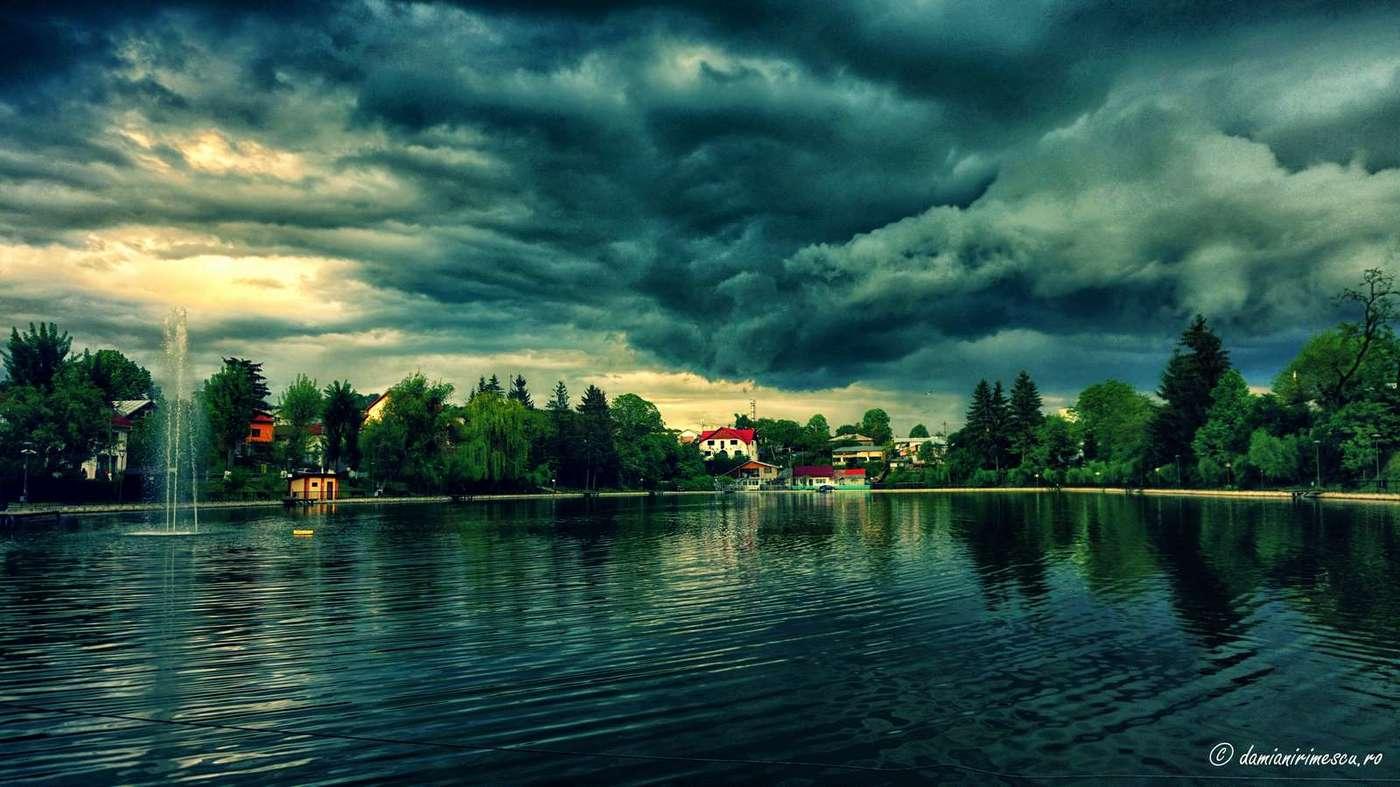 Lacul Miresei - Câmpina