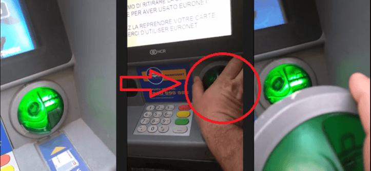 ATM-skimmer