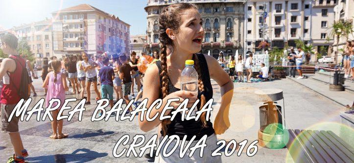 Marea Bălăceală Craiova 2016
