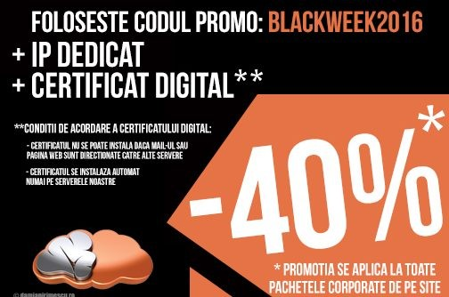 BrainHost Black Week 40% Off