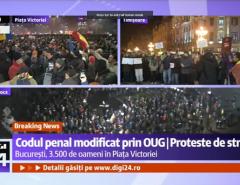 Proteste 31 ianuarie 2017