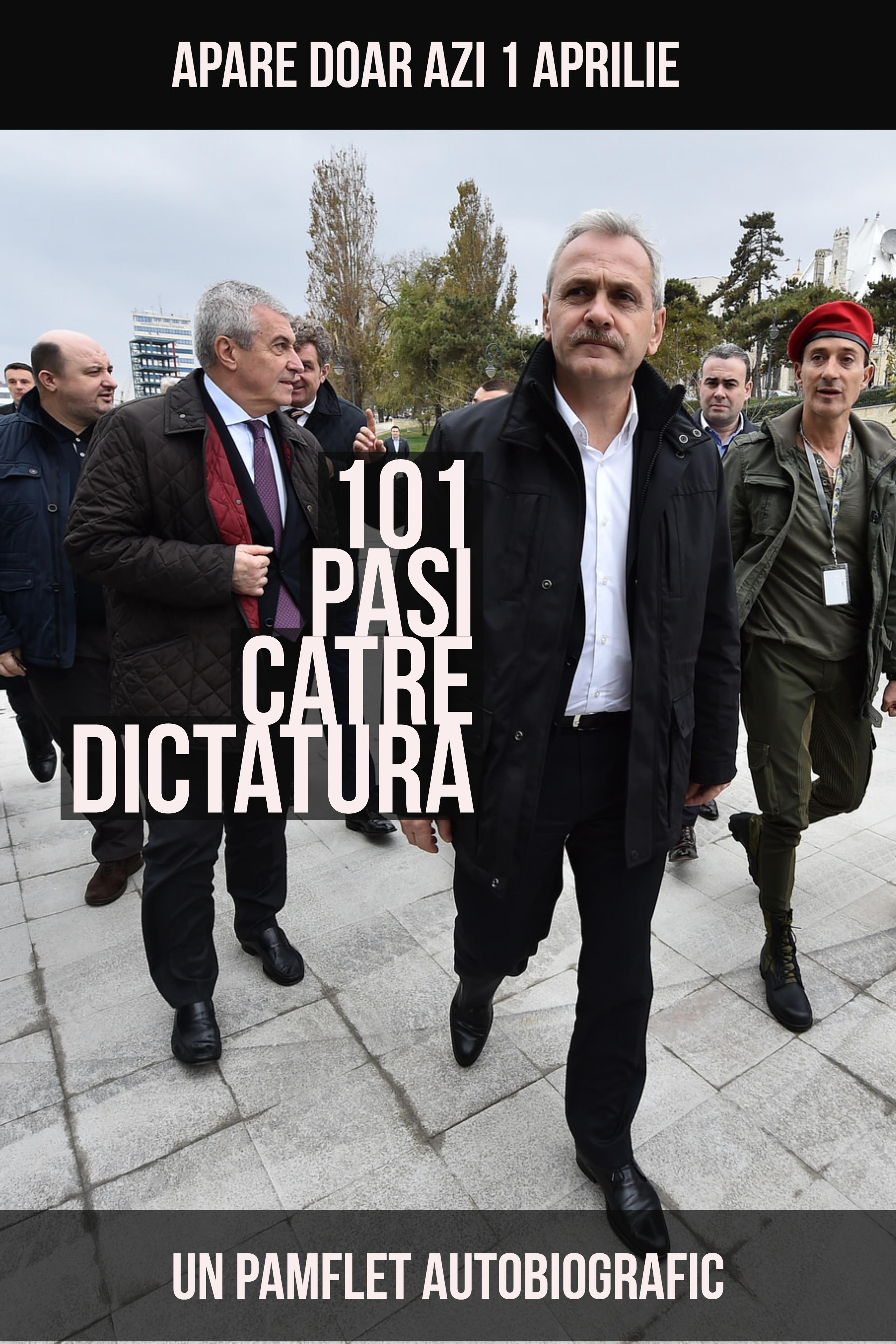 101 Pasi Catre Dictatura