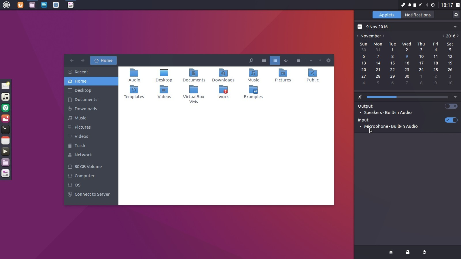 Ubuntu Budgie Remix 17.04