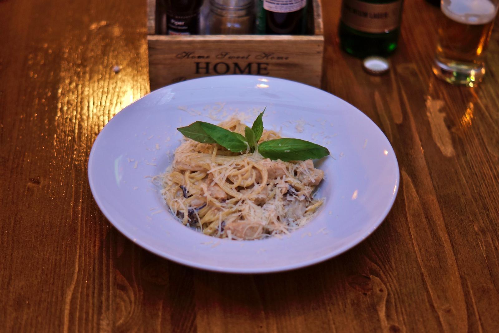 Il Forno Pub&Grill - Paste Pollo Funghi