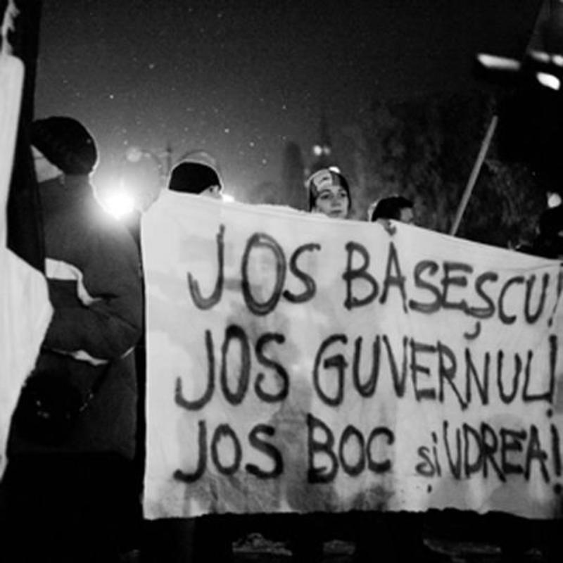 Proteste Anti Boc