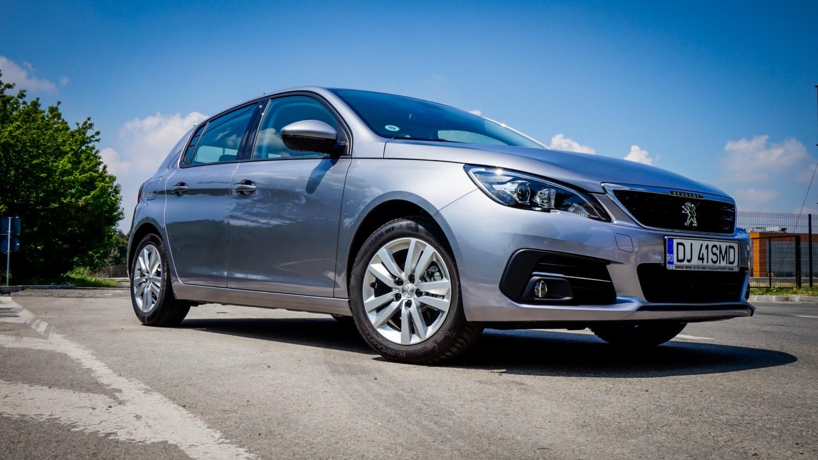 Peugeot 308 - Simode Car Rentals