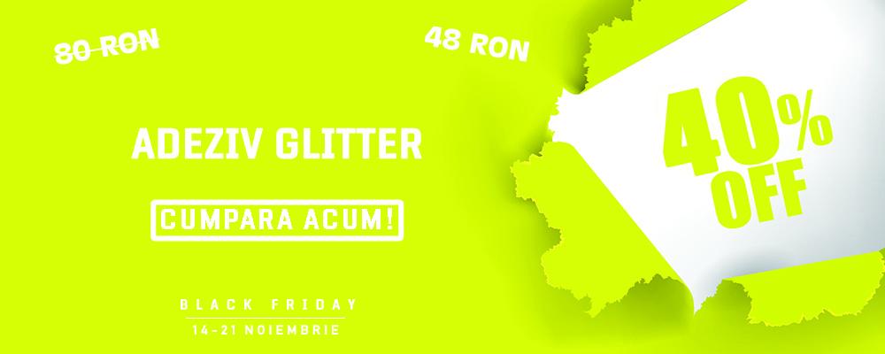Ama Pigments Adeziv Glitter
